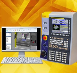FANUC America Machining Simulator