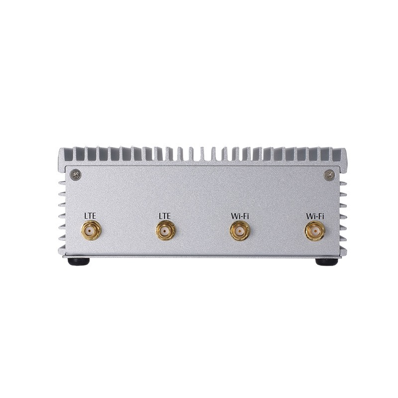 Fanless Edge System with NVIDIA JETSON TX2 - eBOX560-900-FL