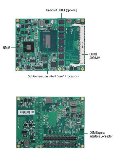 CEM880 COM Express Module