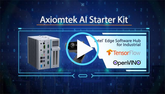 Axiomtek AI Starter Kit