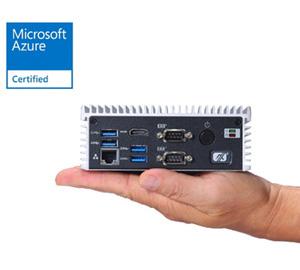 eBOX560-300-FL with Microsoft Azure