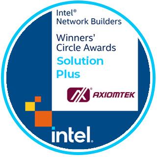 Solutions Plus Partner in Intel® Network Builders Winner's Circle