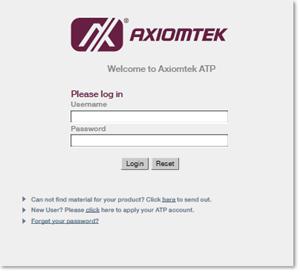 Axiomtek, | Supplier Report — Panjiva