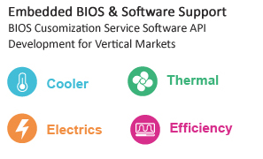 Embedded BIOS and Software Support