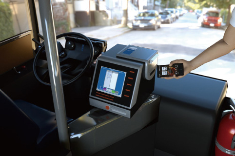 Bus Ticket Machine