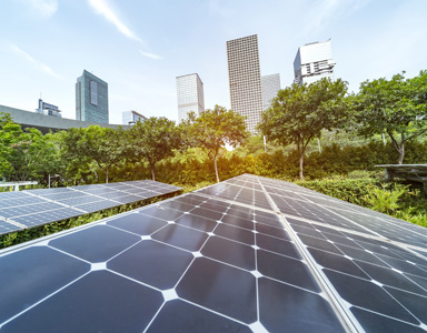 Renewable energy, such as residential and commercial solar power, plays an increasing role in the demands on distribution grids and the overall complexity of predicting fluctuating power needs. Power ...